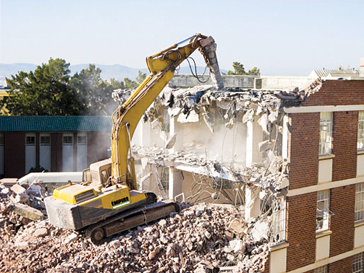 Kingsley Builders Is Up To Date On All Of The Latest Safety Procedures To  Ensure A Safe Demolition Site.